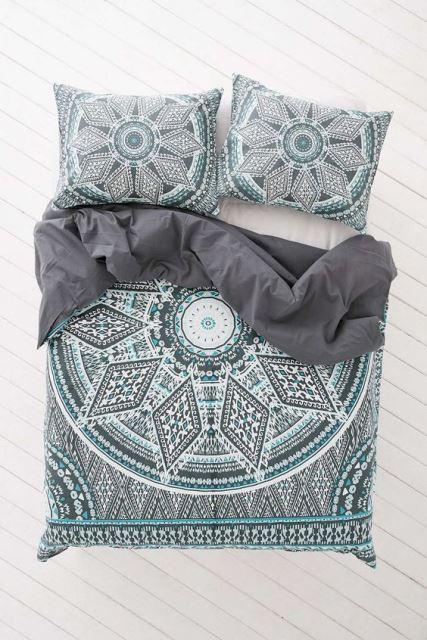 Επιλέξτε ένα κομψό συνδυασμό για τα σεντόνια του κρεβατιού σας
