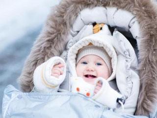 Πώς πρέπει να ντύνω το μωρό μου όταν βγαίνουμε έξω;