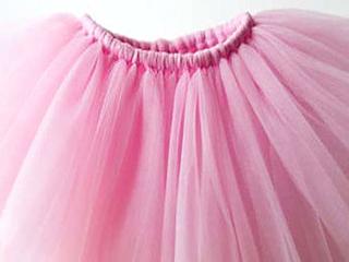 Πώς να φτιάξετε μια φούστα μπαλαρίνας για την κόρη σας!