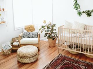 Δείτε τα πιο γλυκά boho baby room