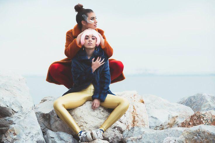 Όλη η ελληνική showbiz ορκίζεται στα κολάν και τα μαγιό της Πέλλας Χριστίνας Παπαχρήστου