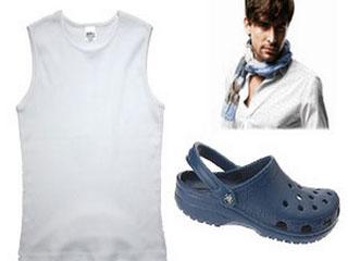 Τα 5 πράγματα που απαγορέυεται να φορέσει ένας άντρας