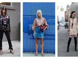 Street style έμπνευση από τη Νέα Υόρκη