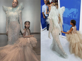 Το πριγκιπικό φόρεμα της κόρης της Μπιγιονσέ