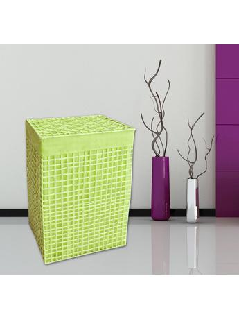 Καλάθι Απλύτων 43x33x63 San Lorentzo Square Lime