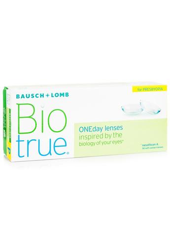 Bausch & Lomb Biotrue ONEday - for Presbyopia (30 φακοί) Ημερήσιοι