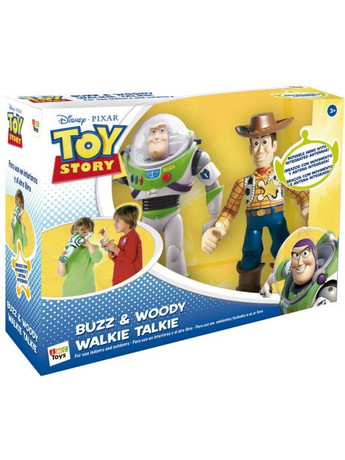Imc Buzz & Woody Walkie Talkie (140400)