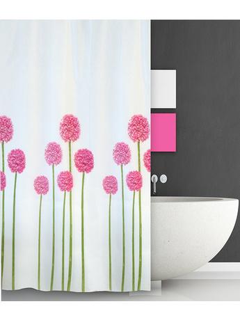 Κουρτίνα Μπάνιου (240x180) San Lorentzo Lavender Pink