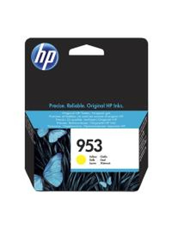 ΓΝΗΣΙΟ ΜΕΛΑΝΙ HEWLETT PACKARD NO. 953 ΓΙΑ OFFICEJET PRO 8210/8218 YELLOW