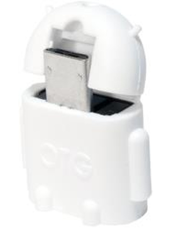 LOGILINK AA0063 MINI MICRO USB B/M TO USB A/F OTG ADAPTER