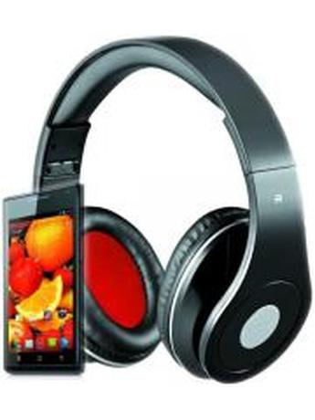 REBELTEC AUDIOFEEL2 HEADPHONES WITH MIC BLACK