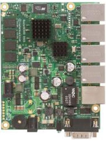 MIKROTIK ROUTERBOARD RB850GX2 5X GIGABIT LAN PORTS OSL5