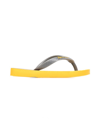 IPANEMA - Παιδικές σαγιονάρες IPANEMA γκρι-κίτρινες