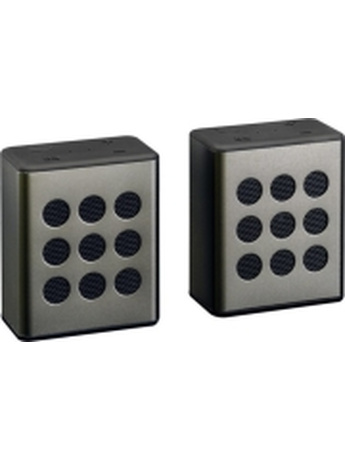 LENCO BTP-200 BLUETOOTH SPEAKER BLACK
