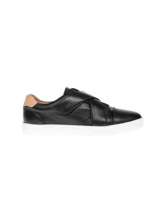 CALVIN KLEIN JEANS - Γυναικεία παπούτσια CALVIN KLEIN JEANS μαύρα