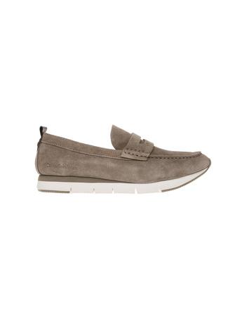 CALVIN KLEIN JEANS - Αντρικά παπούτσια CALVIN KLEIN JEANS μπεζ