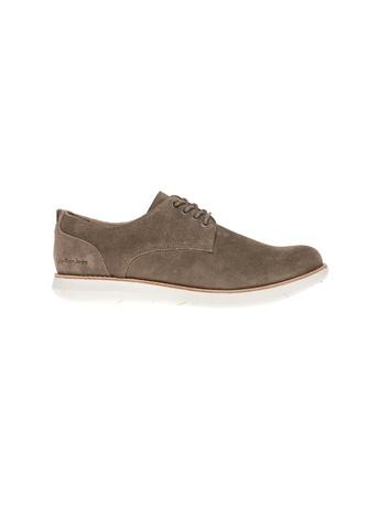 CALVIN KLEIN JEANS - Αντρικά παπούτσια CALVIN KLEIN JEANS καφέ