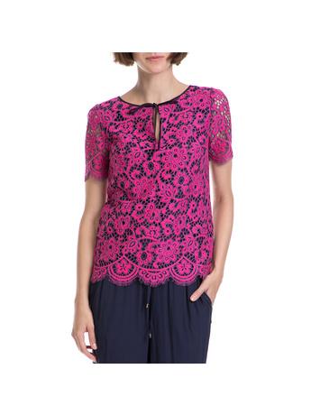JUICY COUTURE - Γυναικεία μπλούζα JUICY COUTURE ροζ