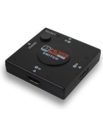 SAVIO CL-26 HDMI SWITCH 3 PORTS FULL HD