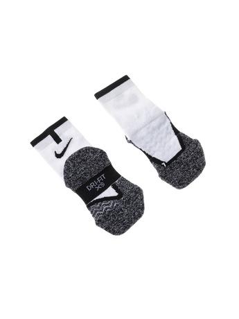 NIKE - Κάλτσες NIKE λευκές-γκρι