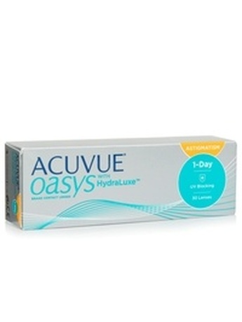 Johnson & Johnson Acuvue Oasys 1-Day with HydraLuxe for Astigmatism (30