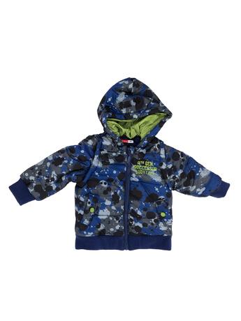 BODYTALK - Παιδικό μπουφάν BODYTALK μπλε-γκρι