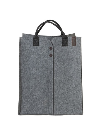 Καλάθι Απλύτων SealSkin Felt Laundry Bag Grey