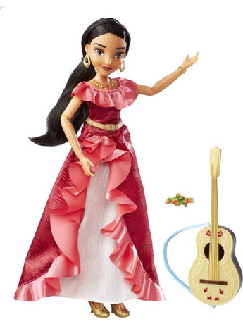 Disney Princess Elena Of Avalor My Time Singing (B7912)