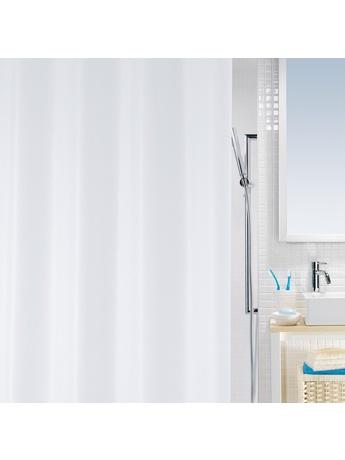 Κουρτίνα Μπάνιου Πλαστική (180x200) Spirella Bio 00825 White