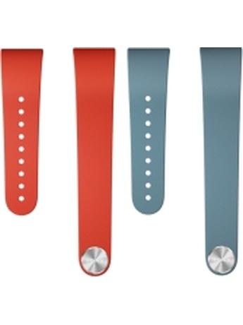 SONY WRIST STRIPS SWR310 SMALL FOR SONY SMARTBAND RED/BLUE