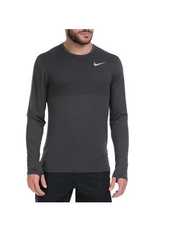 NIKE - Ανδρική αθλητική μπλούζα NΙKΕ ZNL CL RELAY TOP LS