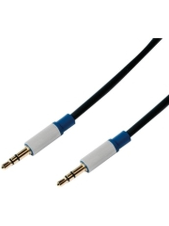 LOGILINK BASC15 PREMIUM AUDIO CABLE 3.5MM STEREO M/M 1.5M