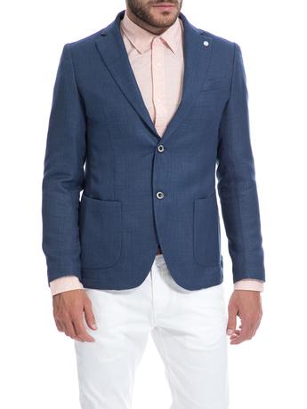 SSEINSE - Ανδρικό σακάκι SSEINSE μπλε