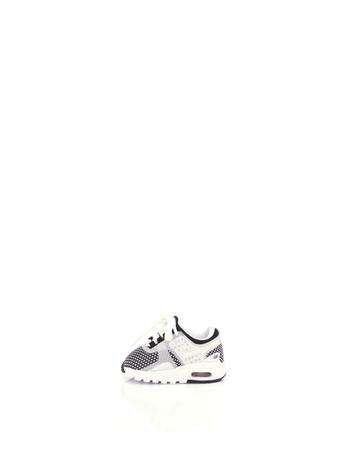 NIKE - Βρεφικά παπούτσια NIKE AIR MAX ZERO ESSENTIAL TD λευκά-μαύρα