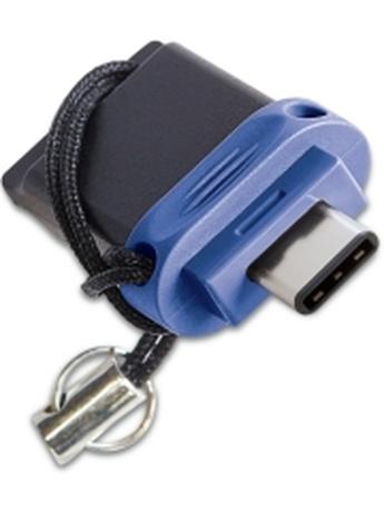VERBATIM 49966 32GB DUAL USB DRIVE TYPE-C / USB 3.0 DRIVE