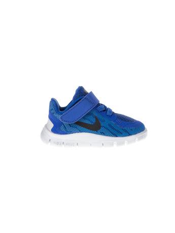 NIKE - Βρεφικό παπούτσι NIKE FREE 5 μπλε