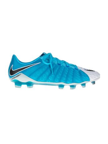 NIKE - Ανδρικά παπούτσια ποδοσφαίρου Nike HYPERVENOM PHANTOM III FG μπλε