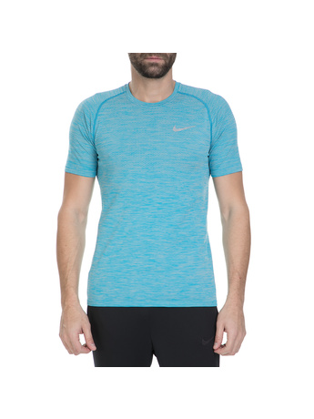 NIKE - Ανδρική αθλητική κοντομάνικη μπλούζα Nike DF KNIT TOP SS