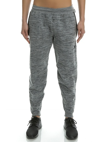 NIKE - Γυναικείο παντελόνι φόρμας Nike γκρι - μαύρο