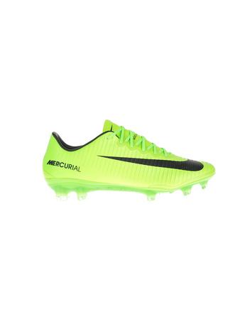 NIKE - Ανδρικά ποδοσφαιρικά παπούτσια ΝΙΚΕ MERCURIAL VAPOR XI FG πράσινα