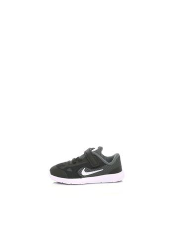 NIKE - Παιδικά αθλητικά παπούτσια NIKE REVOLUTION 3 (TDV) μαύρα-γκρι