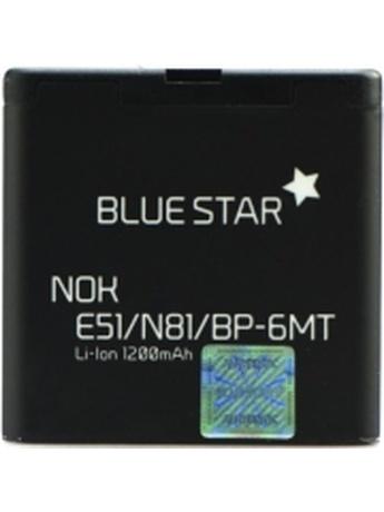 BLUE STAR PREMIUM BATTERY FOR NOKIA E51/N81/N81 8GB/N82/N86 1200MAH LI-ION