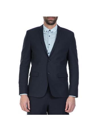 CK - Ανδρικό σακάκι CK BILAN-B μπλε