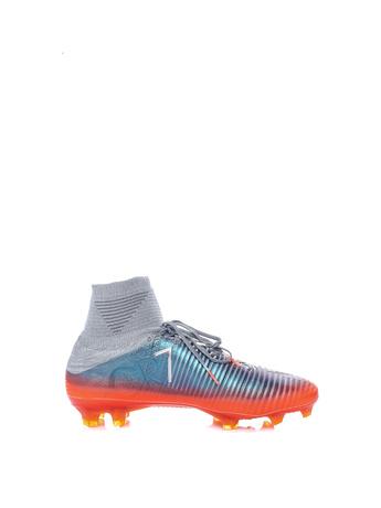 NIKE - Ανδρικά παπούτσια ποδοσφαίρου MERCURIAL SUPERFLY V CR7 FG γκρι