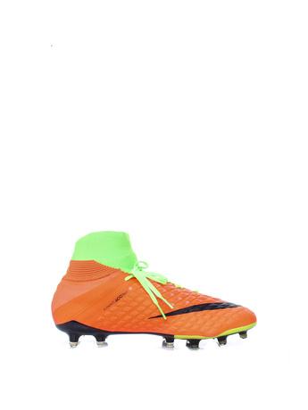 NIKE - Ανδρικά παπούτσια ποδοσφαίρου Nike HYPERVENOM PHANTOM III FG πορτοκαλί