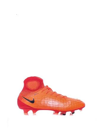 NIKE - Ανδρικά παπούτσια ποδοσφαίρου Nike MAGISTA OBRA II FG κόκκινα
