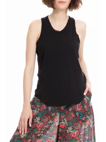 40-WEFT - Γυναικεία μπλούζα 40-WEFT μαύρη