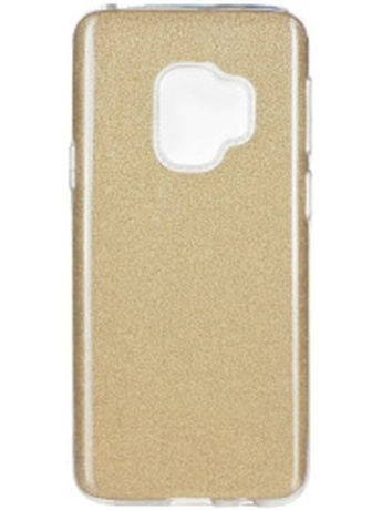 FORCELL SHINING BACK COVER CASE SAMSUNG GALAXY S9 GOLD