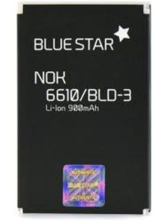 BLUE STAR BATTERY FOR NOKIA 6610/3200/7250 900MAH
