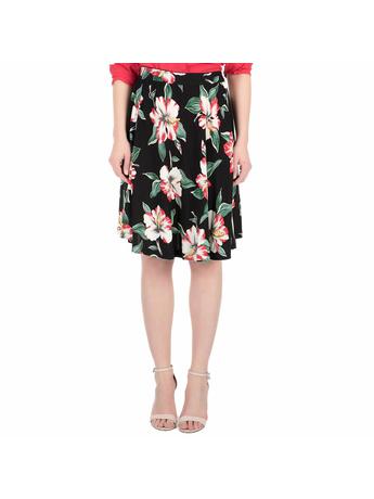 GUESS - Πλισέ φούστα GUESS CHENOA με φλοράλ μοτίβο